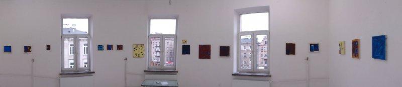 Marta Kawecka (od)tworzone, widok ekspozycji